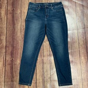 Maurices High Rise Jeggings